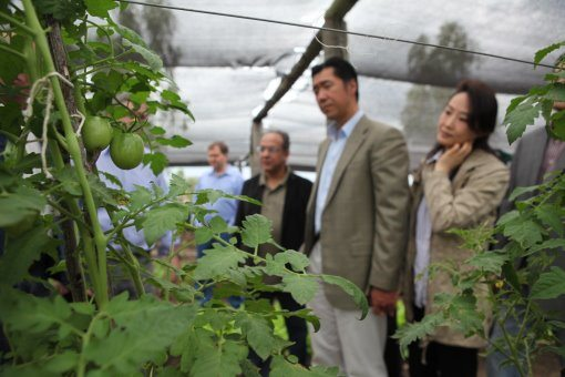 2012 06 Paraguay organic community farm