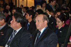 UPI media conference audience