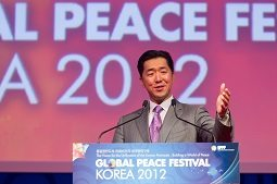 Global Peace Leadership Conference 2012 Opens