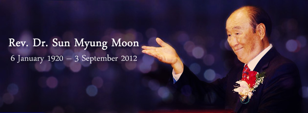Honoring the Legacy of Rev. Dr. Sun Myung Moon