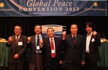 """Unification of North and South Korea is central to world peace""; Korea's leading magazine, Shin Dong-A GPC 2012 report, part 4"