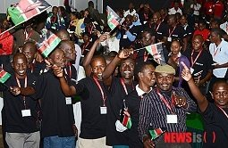 Korean News Naver Reports National Youth Summit Held in Kenya to Avert Repeat of Election Bloodshed
