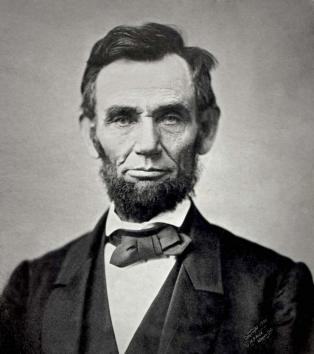 16th President of the United States of America, Abraham Lincoln issued the Emancipation Proclamation and was instrumental in passing the 14th Amendment to the U.S. Constitution, in essence ending the 250 year-old institution of slavery in America.