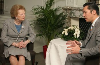 Margaret Thatcher, Former Prime Minister of Great Britian Passes Away