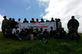 GPYC-Kenya Raising a New Breed of Heroes for Sustainable Peace and Development