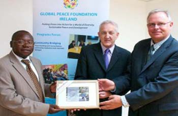 Global Peace Foundation-Ireland Launched