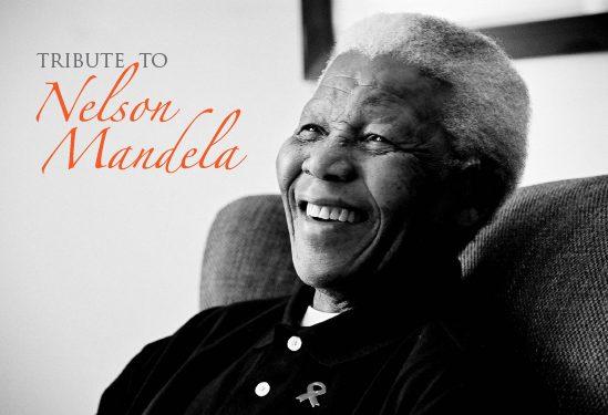 Nelson Mandela, July 18, 1918- Dec. 05, 2013