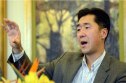 Hyun Jin Moon, Hyun Jin Preston Moon, Hyun Jin P. Moon, moral and innovative leadership, Dr. Hyun Jin Moon at GPC 2013 interview with Korean Media