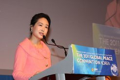 Dr. Jun Sook Moon appointed Chairwoman of Global Peace Women Initiative