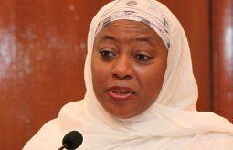 Role of Women in Peacebuilding Cannot be Overlooked says H.E. Hajiya Sambo