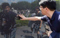 Jinsoo Kim at Korean Memorial Day