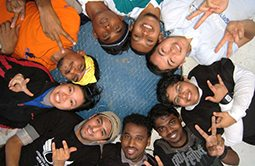 Global Peace Volunteers using Service to Make Peacebuilders in Asia Pacific