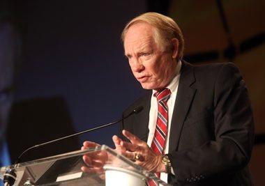 Dr. Douglas Johnston explains religious diplomacy at the Global Peace Convention 2012.