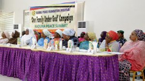 Religious leaders, traditional rulers and civil society representatives, The Kaduna Peace Summit