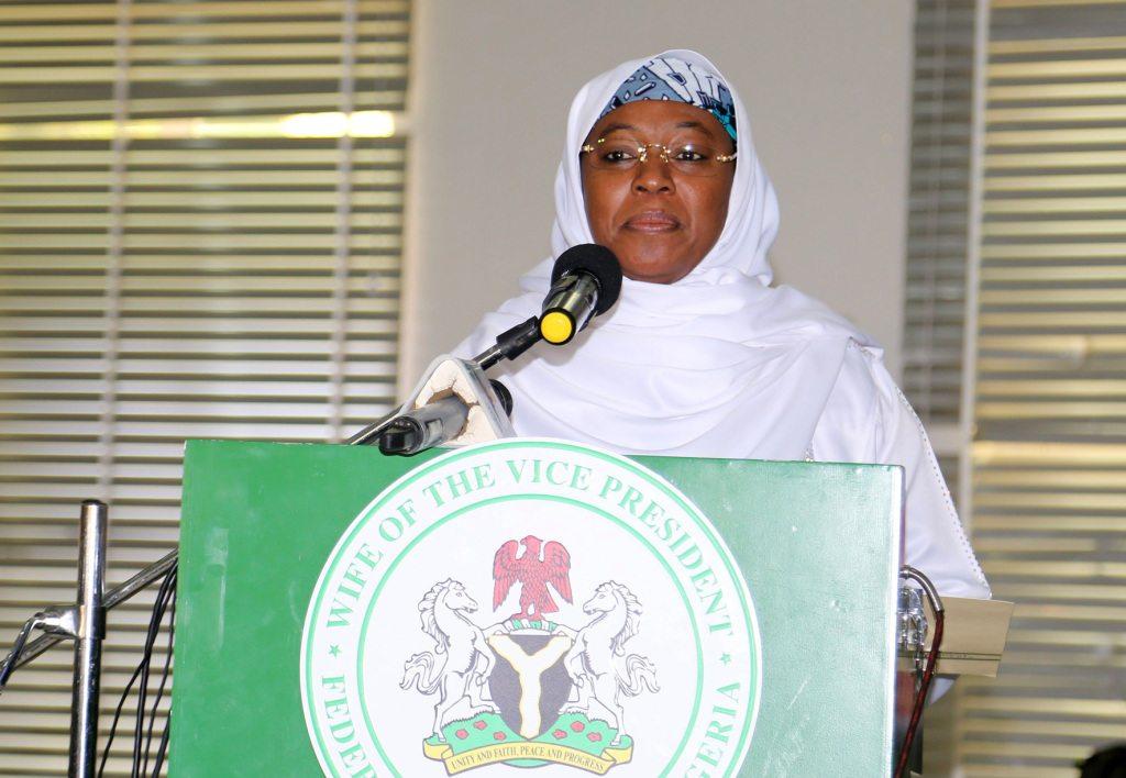 H.E. Amina Sambo, Wife of Vice President