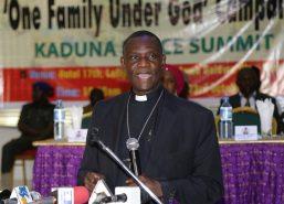 Summit Chairman, Archbishop Josiah Idowu-Fearon, the Anglican Archbishop of the Province of Kaduna and Bishop of Kaduna diocese2