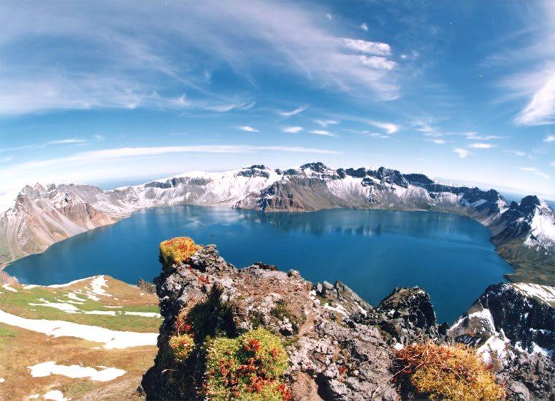 Baitou Mountain Tianchi