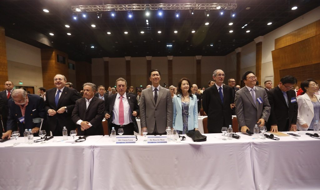 Closing Plenary at the Global Peace Convention 2014