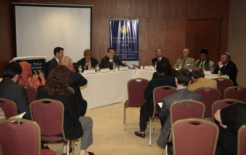 Interfaith Concurrent Session at GPC Paraguay
