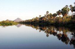 Paraguayan landscape