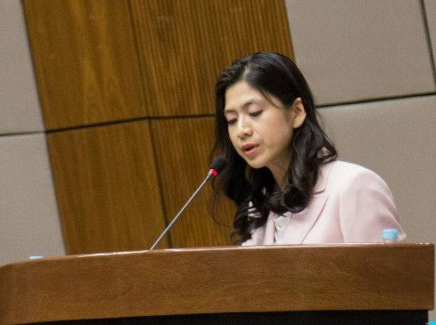 Soon Ok Kang - Global Peace women Secretary General (1)