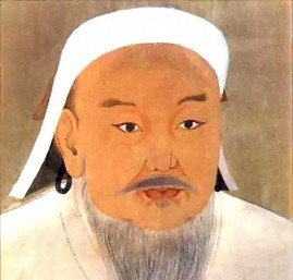 Genghis_Khan Portrait