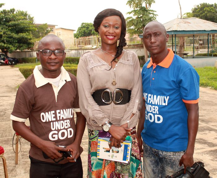 Muslims and Christians find Peace through One Family under God Campaign