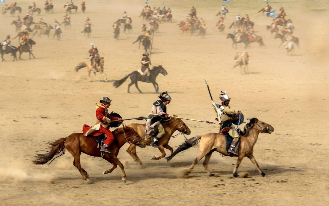 Genghis Khan and His Personal Standard of Leadership