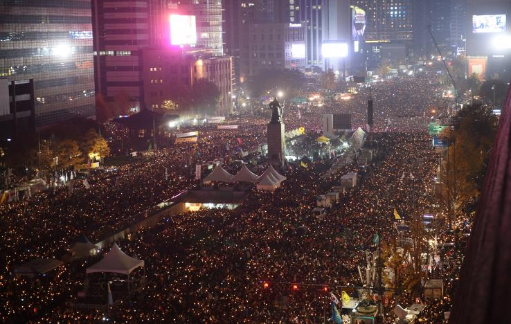 Korea at a Crossroads