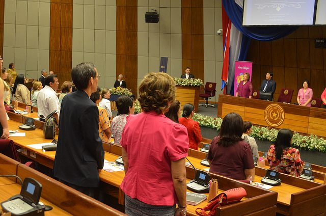 Outstanding Women Role Models in Peacebuilding and Strengthening Family Values in Paraguay