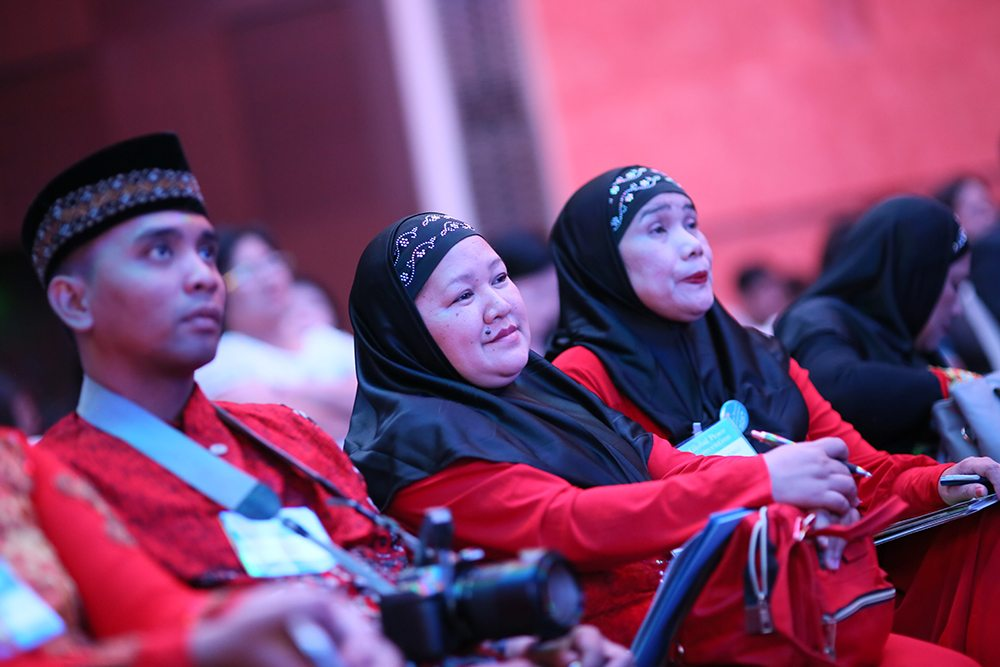 Opening Audience Faith