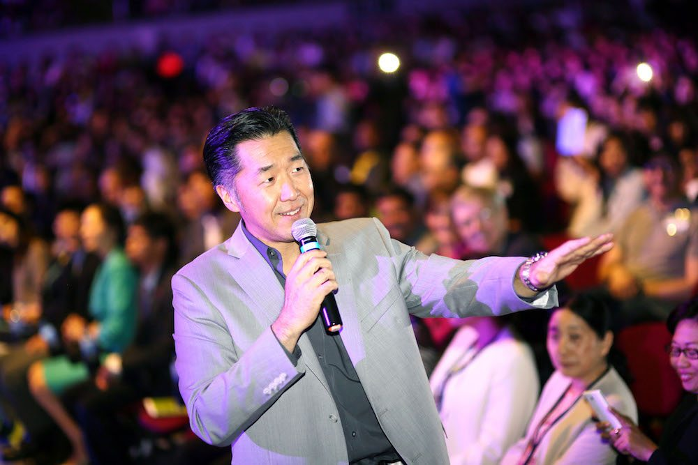In the News: Dr. Hyun Jin Preston Moon promotes global campaign for reunification