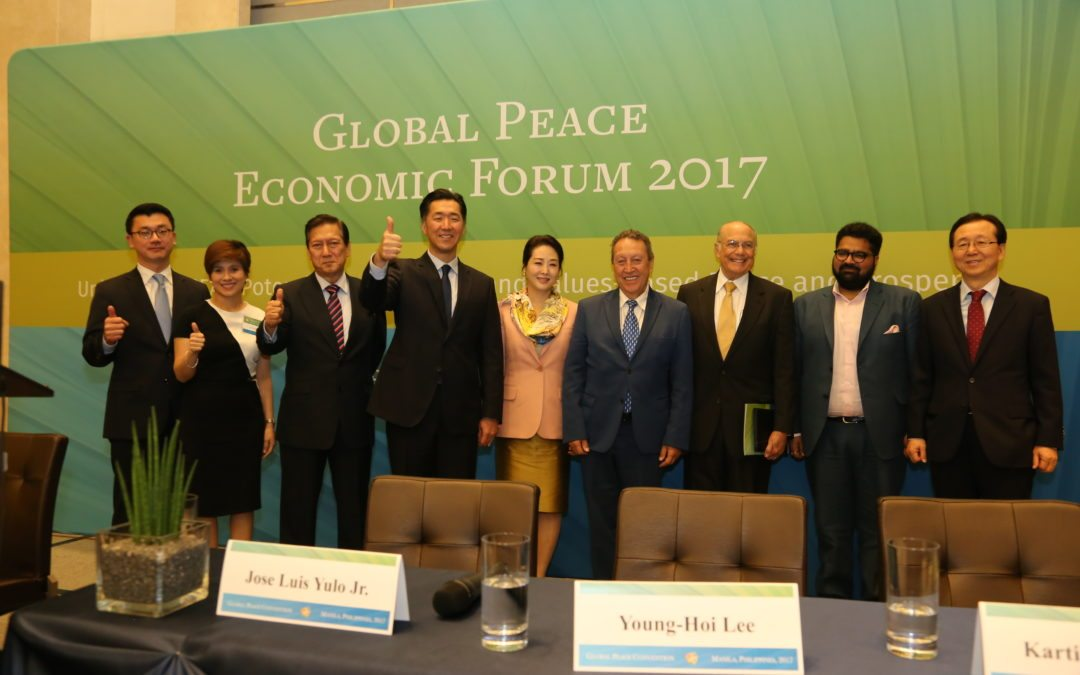 2017 Year in Review: Global Peace Economic Models