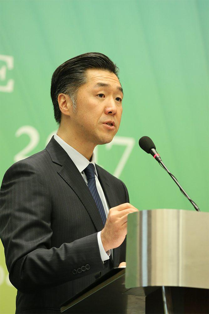 global peace economic dr hyun jin moon