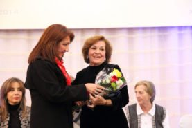 Women leaders receive Living for the Sake of Others Award in Paraguay