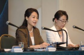 Dr. Junsook moon speaks at gplc Korea 2012