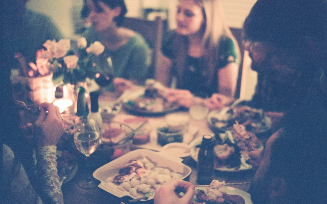 3 Reasons to Eat Dinner as a Family