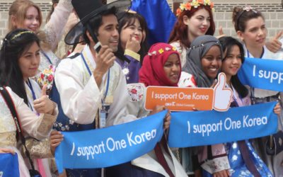 One Korea Camp Inspires International Support for Korean Reunification