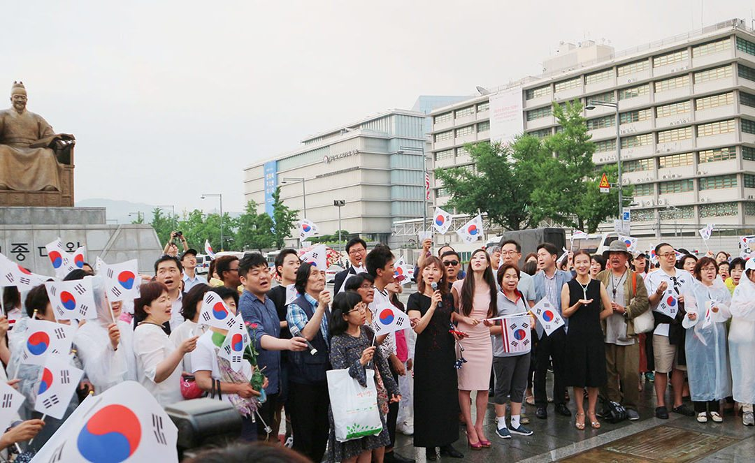The Power of Faith in Peaceful Reunification Amidst Rising Tension on the Korean Peninsula