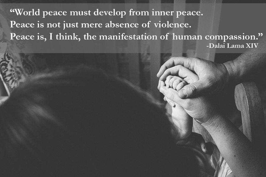 Peace-Dalai Lama