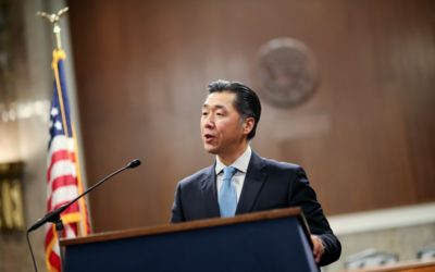 Dr. Hyun Jin P. Moon Promotes Korean-Led Approach for Korean Unification at International Forum in Washington D.C.