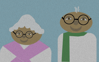 Growing Up with Grandma and Grandpa – A Story of an Extended Family