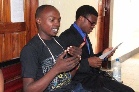 Dickson Kamala explains youth radicalization in Tanzania