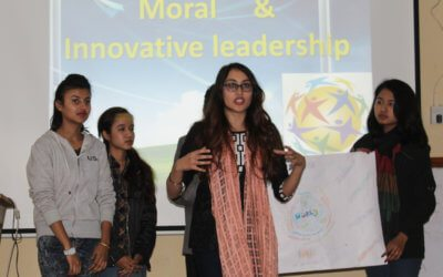 World Creativity and Innovation Day: Transformation through Moral Leadership