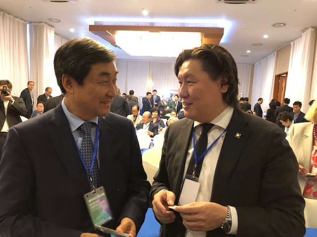 The Power of Regional Alliance: Mongolia Joins Dialogue on Korean Reunification