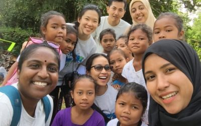Global Peace Foundation Malaysia and Building One Family Under God