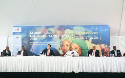 Leadership is Key to Peace and Development Say Experts at East Africa/Great Lakes Region Peace Conference