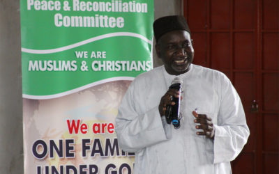 Nigeria One Family Under God Peacebuilding Campaign Helps Communities Envision Peace Together