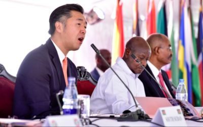 Dr. Hyun Jin Preston Moon Calls for Moral and Innovative Leadership to Spearhead African-Led Renaissance for Peace and Development