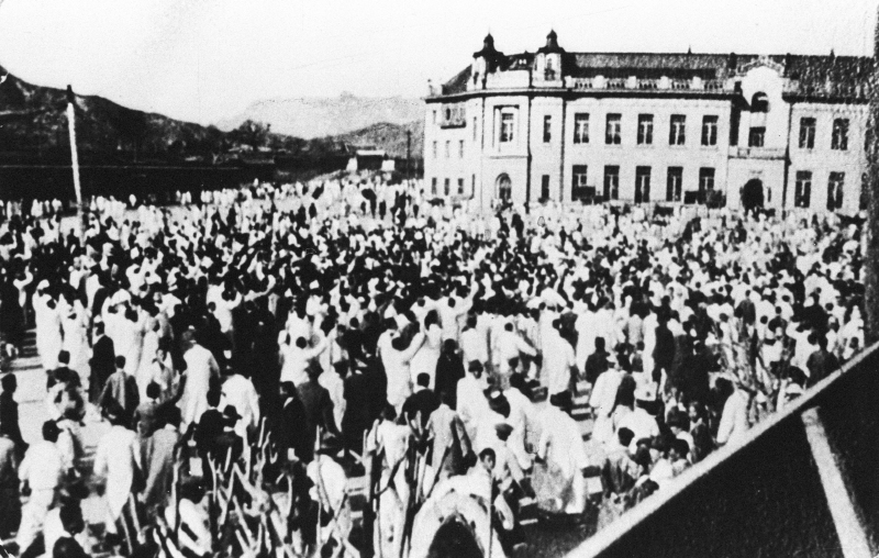 International Day of Nonviolence: Remembering the Korean March 1 Independence Movement